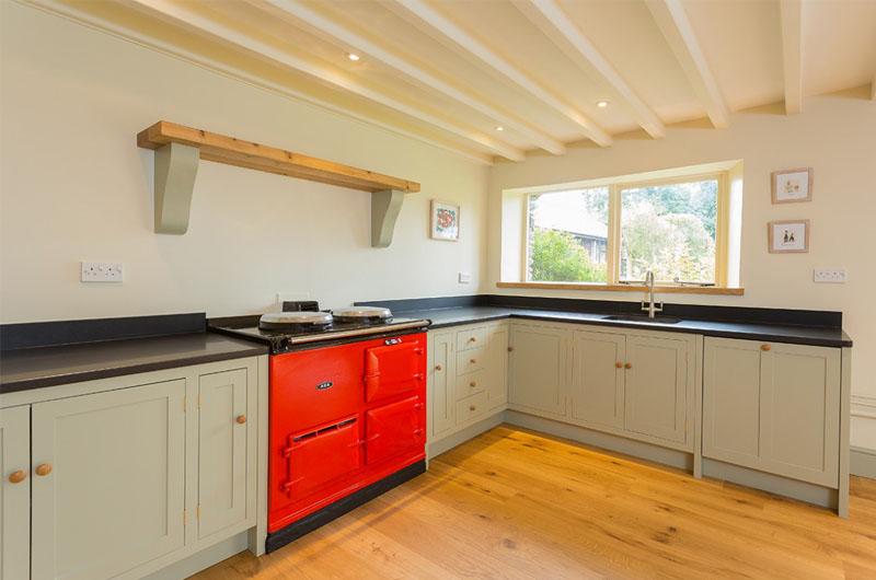 Bespoke kitchens in preston for Bespoke kitchen cabinets