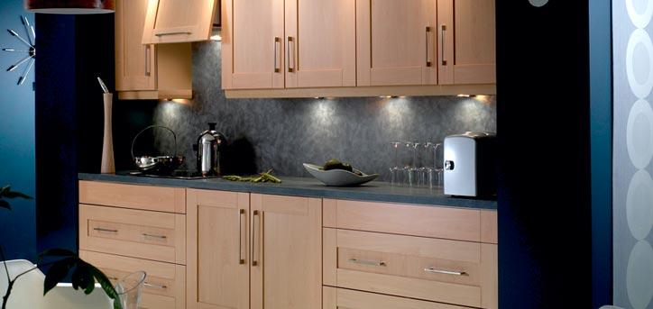 New Kitchens In Preston